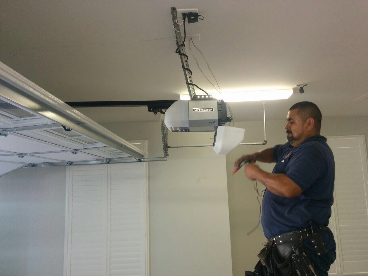 Genie Opener Service Garage Door Repair Queens Ny
